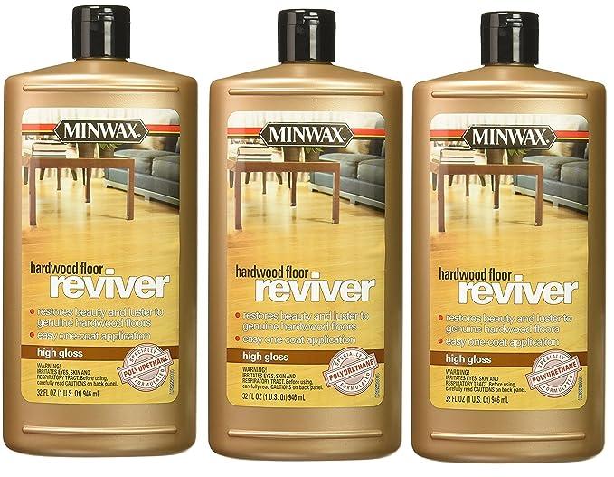 Amazon Minwax 609604444 Hardwood Floor Reviver 32 Ounce Low