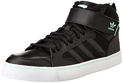 adidas Originals Men's Varial Ii Mid Cblack, Icegrn and Ftwwht  Skateboarding Shoes - 9 UK