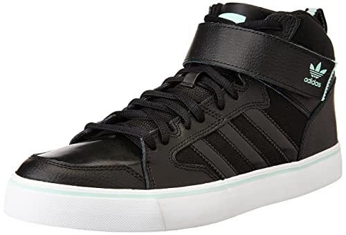 sports shoes d56a6 b9be5 adidas Originals Men s Varial Ii Mid Cblack, Icegrn and Ftwwht  Skateboarding Shoes - 7 UK