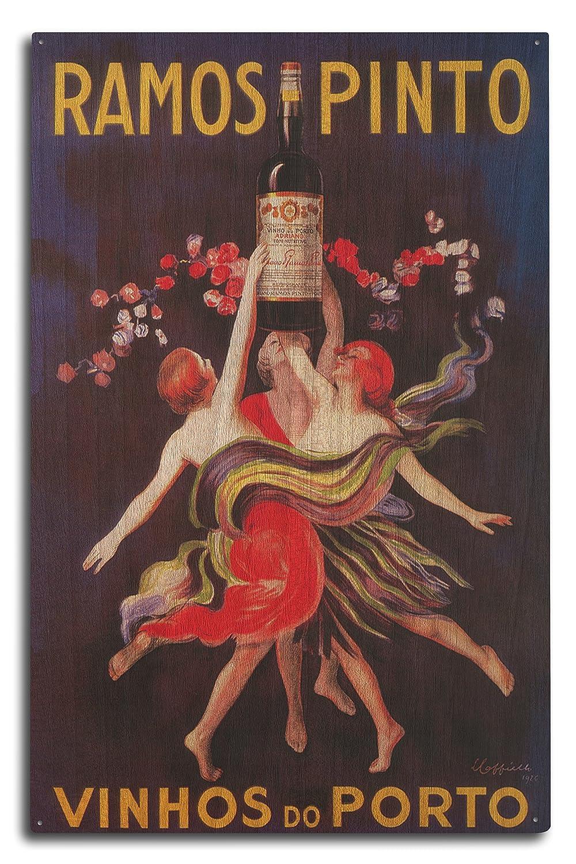 独特な店 Ramos Wood Pinto Vintageポスター Canvas Sign 15 Tote Bag LANT-1972-TT B073689T4K 10 x 15 Wood Sign 10 x 15 Wood Sign, テーブルサプライ 卓彩:6c4e9116 --- arianechie.dominiotemporario.com