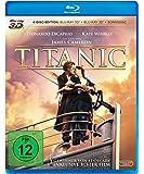 Titanic  (2 Blu-ray 3D) (+ Blu-ray 2D) (+ Bonus-Blu-ray) [Edizione: Germania]