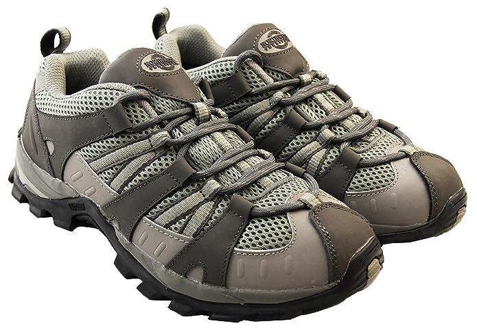 Mujer Northwest Territory Amarillo Caminando Caminar Zapatos Impermeables EU 38 Wpbu3