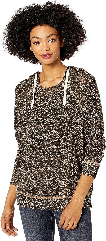 n:Philanthropy Womens Casual Sweatshirt Sweatshirt Sugar Cheetah Sicily hapdo