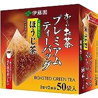 Itoen Premium Tee Bag Houjji Tea 1.8g - 50 Theezakjes - Groene Thee - (Pack Type)