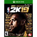 NBA 2K19 20th Anniversary Edition for Xbox One by 2K
