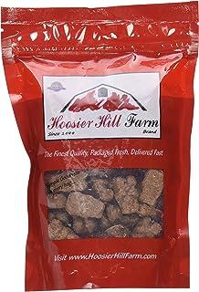 Hoosier Hill Farm Chocolate Covered Fruity Gummy Bears, 1 Pound
