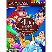 Álbum de oro. Cuentos clásicos para colorear