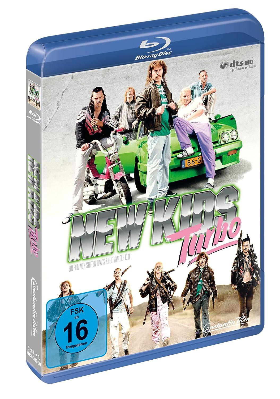 New Kids Turbo [Alemania] [Blu-ray]: Amazon.es: Huub Smit, Tim Haars, Steffen Haars, Wesley van Gaalen, Flip van der Kuil, Nicole van Nierop: Cine y Series ...