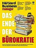 Harvard Business Manager 1/2019: Das Ende der Bürokratie