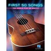 First 50 Songs You Should Play on Ukulele book cover