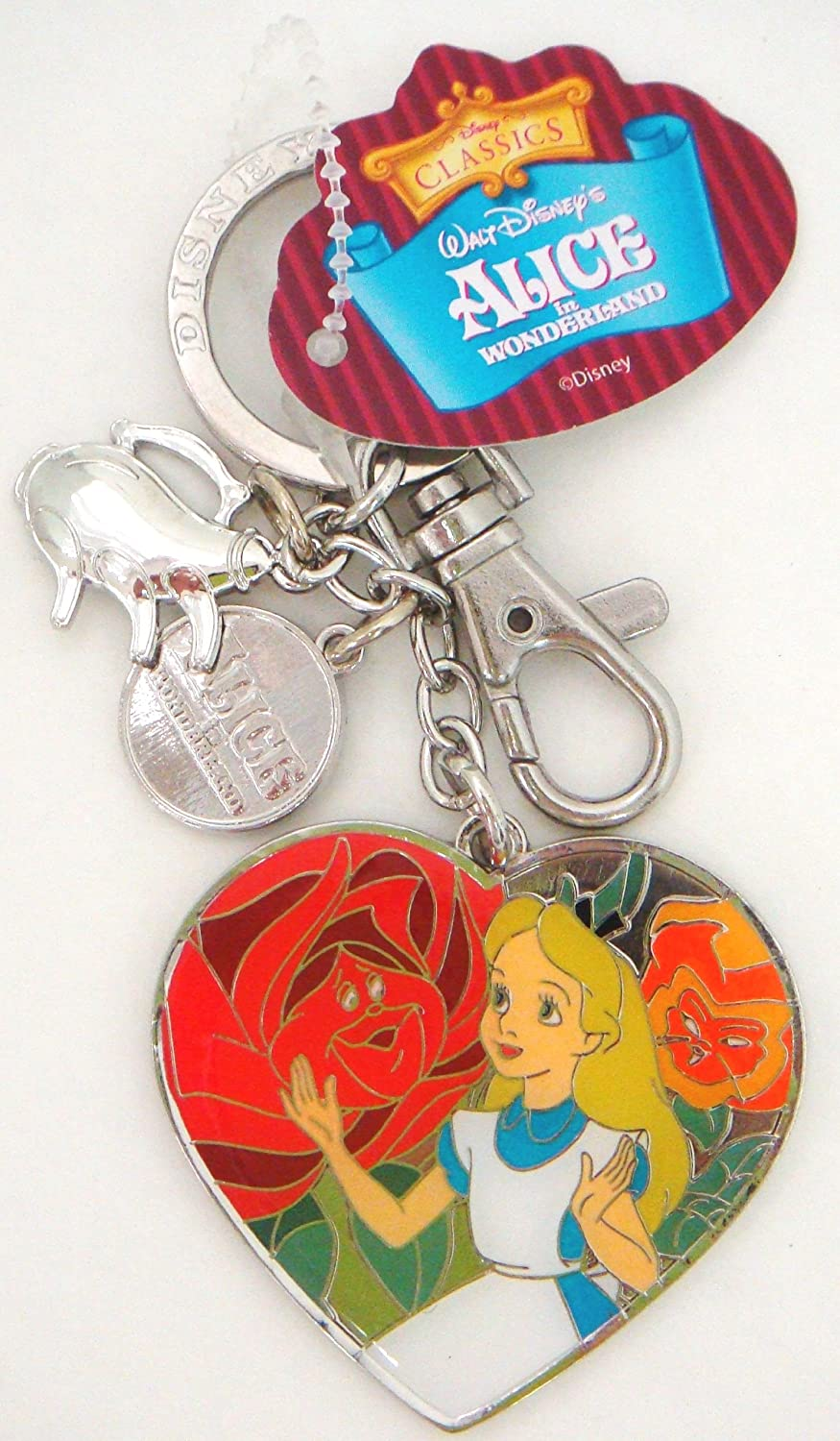 Metal - Key Chain - Disney - Alice Alice in Disney Wonderland - Flowers Pewter 25202 B002X0ET6G, Viet Store:0d2fe8f8 --- saltovarv.se
