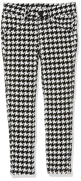 United Colors of Benetton Trousers, Pantalones para Niñas, Negro (Black 79l),