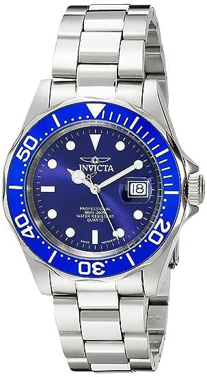 Invicta Mako Pro Diver Swiss 9308 Reloj de Pulsera para Hombres Diseño Clásico: Amazon.es: Relojes