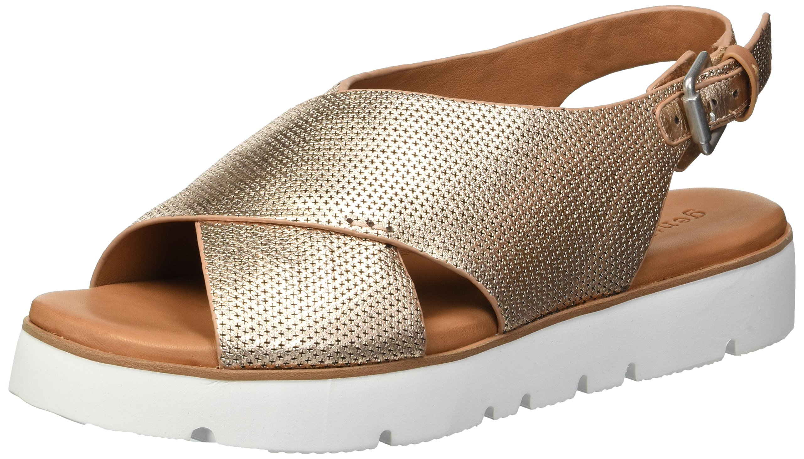 50f7ab3332ca Galleon - Gentle Souls By Kenneth Cole Women s Kiki Platform Slingback Sandal  Sandal