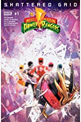 Mighty Morphin Power Rangers: Shattered Grid #1 Kindle Edition