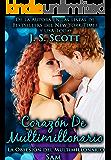 Corazón de Multimillonario ( La Obsesión del Multimillonario~Sam) (Spanish Edition)