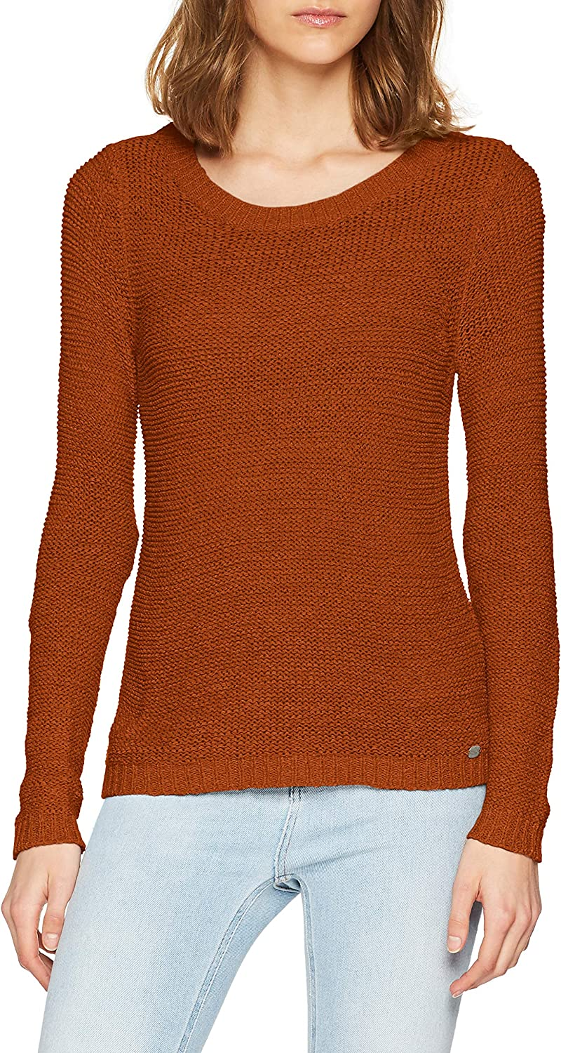 ONLY Damen ONLGEENA XO L//S KNT NOOS Pullover