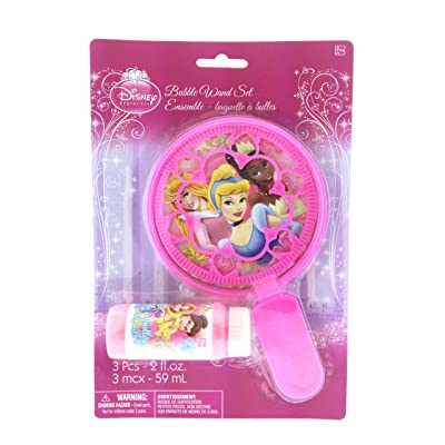 Disney Princess Bubble Wand Set: Kitchen & Dining