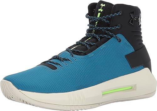 Under Armour UA Drive 4, Zapatos de Baloncesto para Hombre: Amazon ...