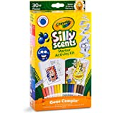Crayola Silly Scents Marker Activity Kit - Gone Campin