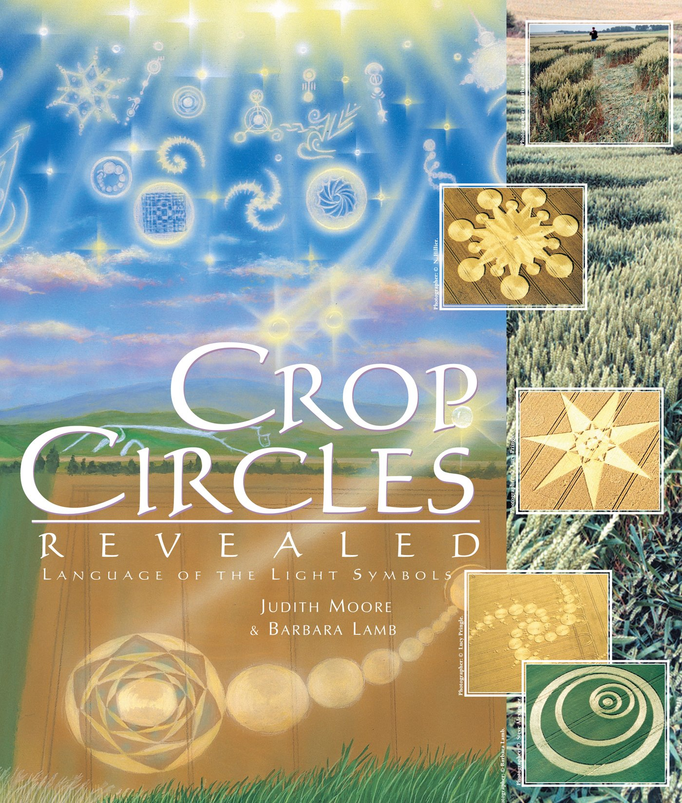 Crop Circles Revealed: Language of the Light Symbols by Light Technology Publishing