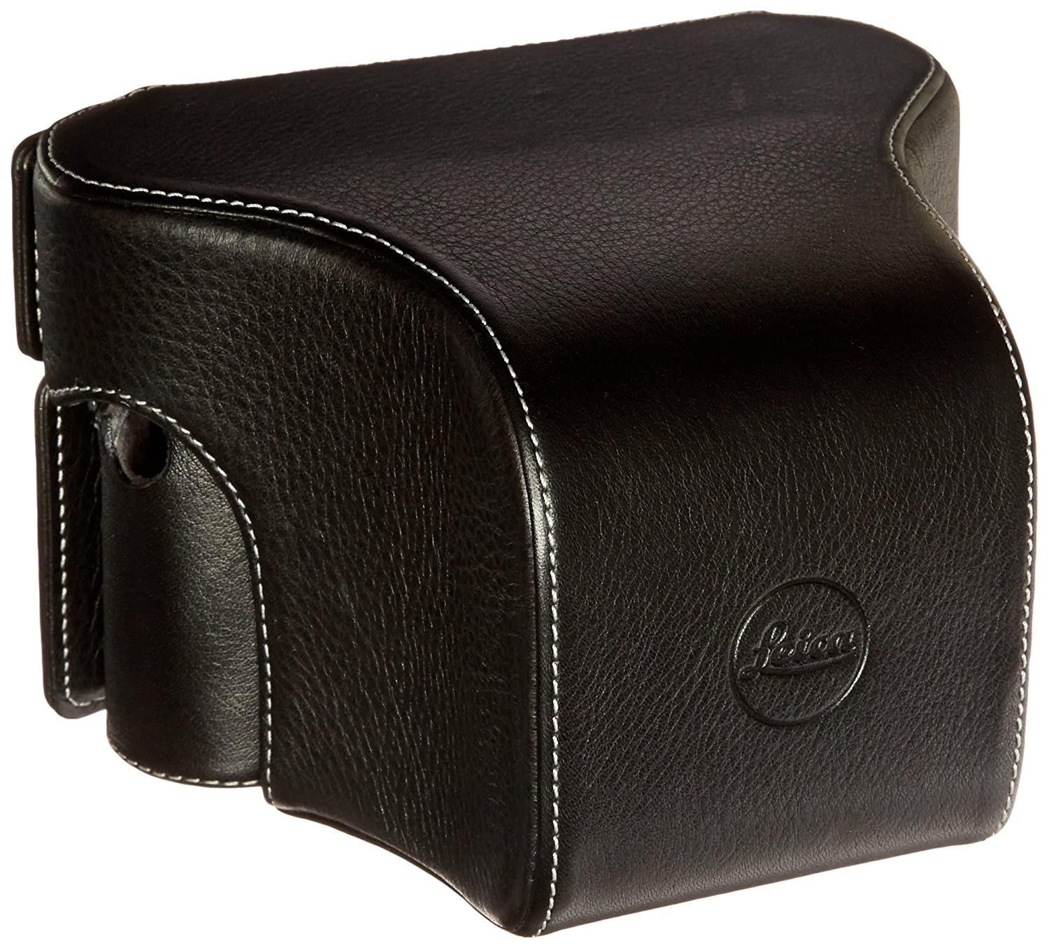 Ever-Ready Case for Leica M or M-P Camera with Short Front Section (Black)   B00N63W6HS