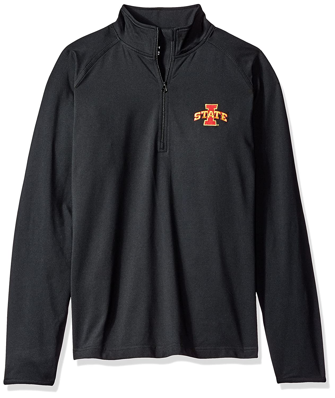 Campus Merchandise NCAA Men's Performance 1 2 Zip Pullover