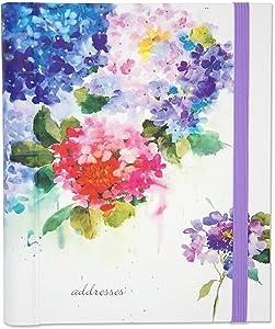 Hydrangeas Large Address Book