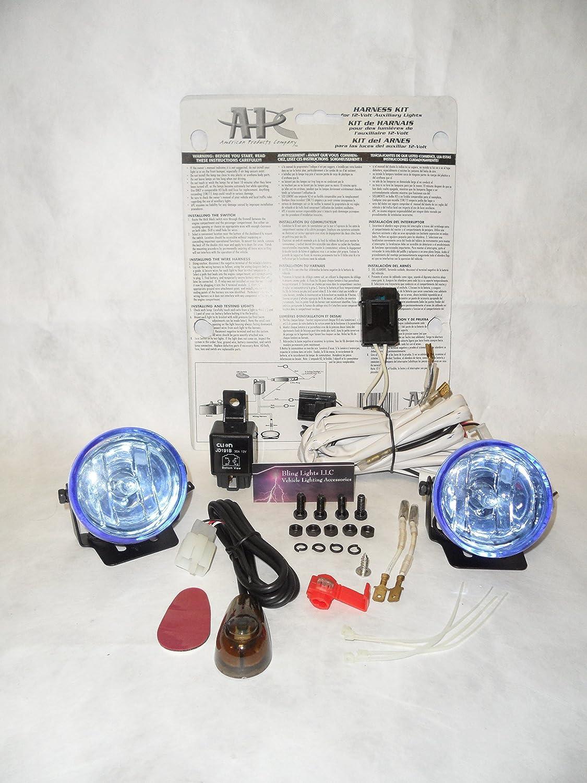 Amazon.com: Chevy Camaro Fog Lamps 98 99 00 01 02 Z28 Z-28 SS V6: Automotive