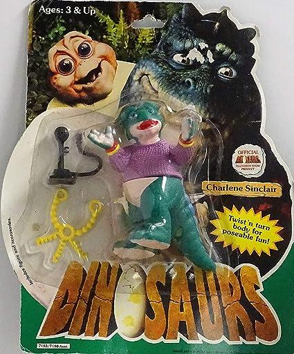 Amazon Com Charlene Sinclair Disney Dinosaurios 1991 Toys Games Conozcamos más sobre los fascinantes dinosaurios voladores. charlene sinclair disney dinosaurios 1991