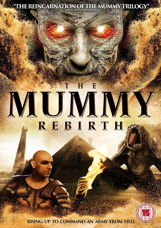 Amazon Com The Mummy Rebirth Dvd Movies Tv