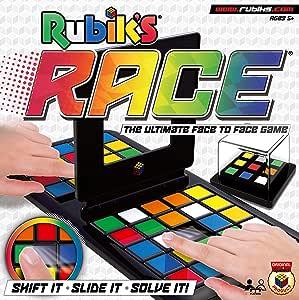 Rubiks Race - Cubo de Rubik (John Adams) (versión en inglés): Amazon.es: Juguetes y juegos
