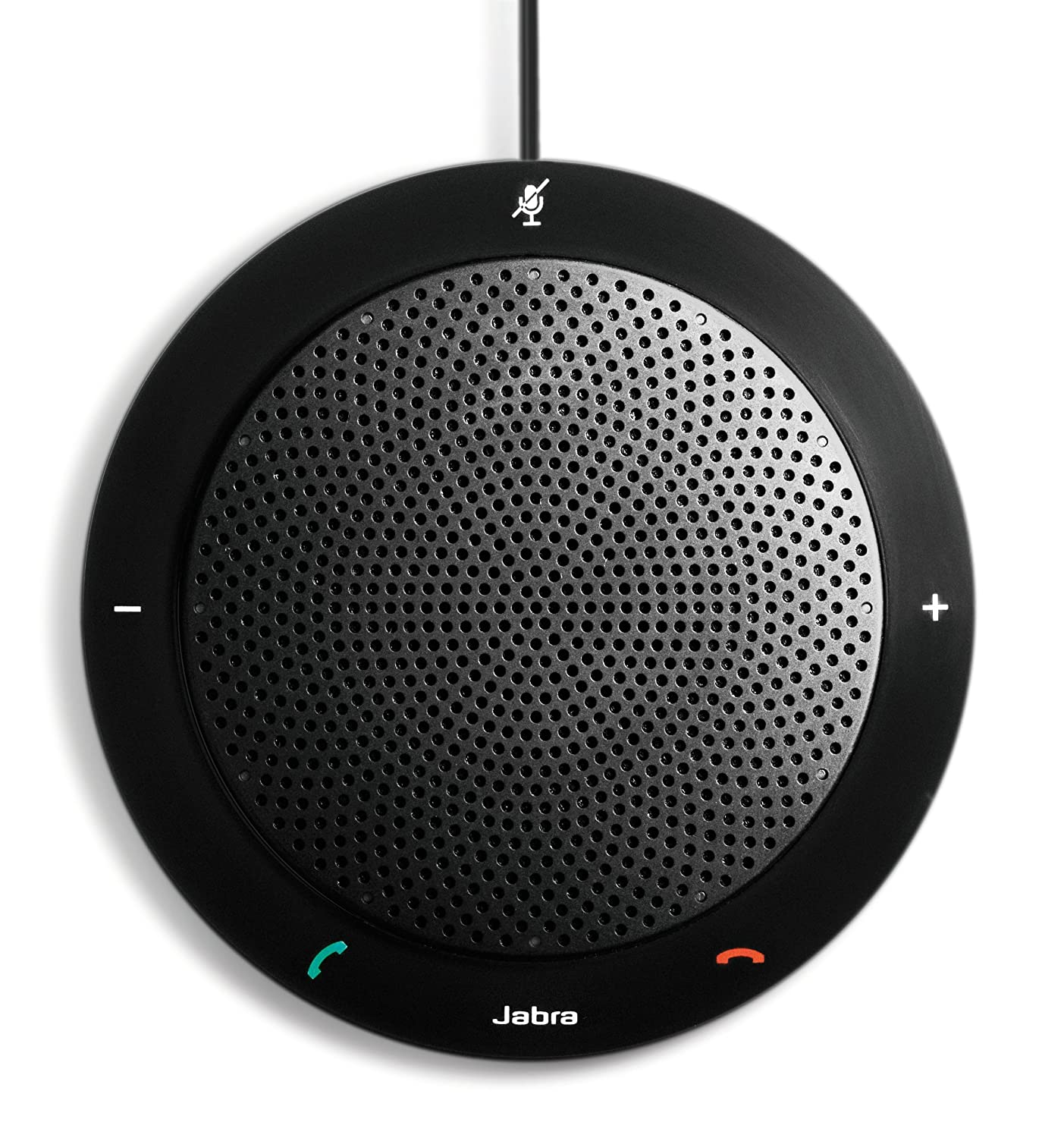 Jabra Speak PHS001U 410 USB Speakerphone for Skype and other VoIP calls (U.S. Retail Packaging) 100-43000000-02