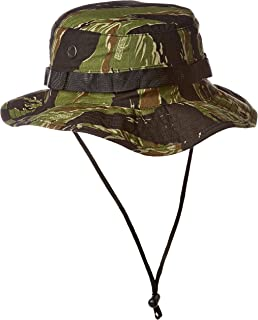 Amazon.com   Tiger Stripe Vietnam Era Military Rip-Stop Wide Brim ... e35bc462d4fa