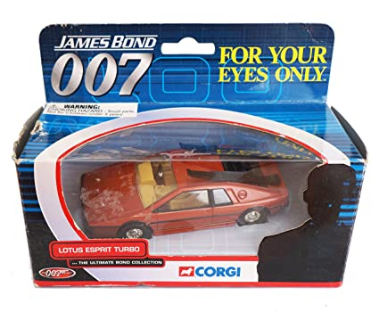 James Bond 007 -The Ultimate Bond Collection - Lotus Esprit Turbo