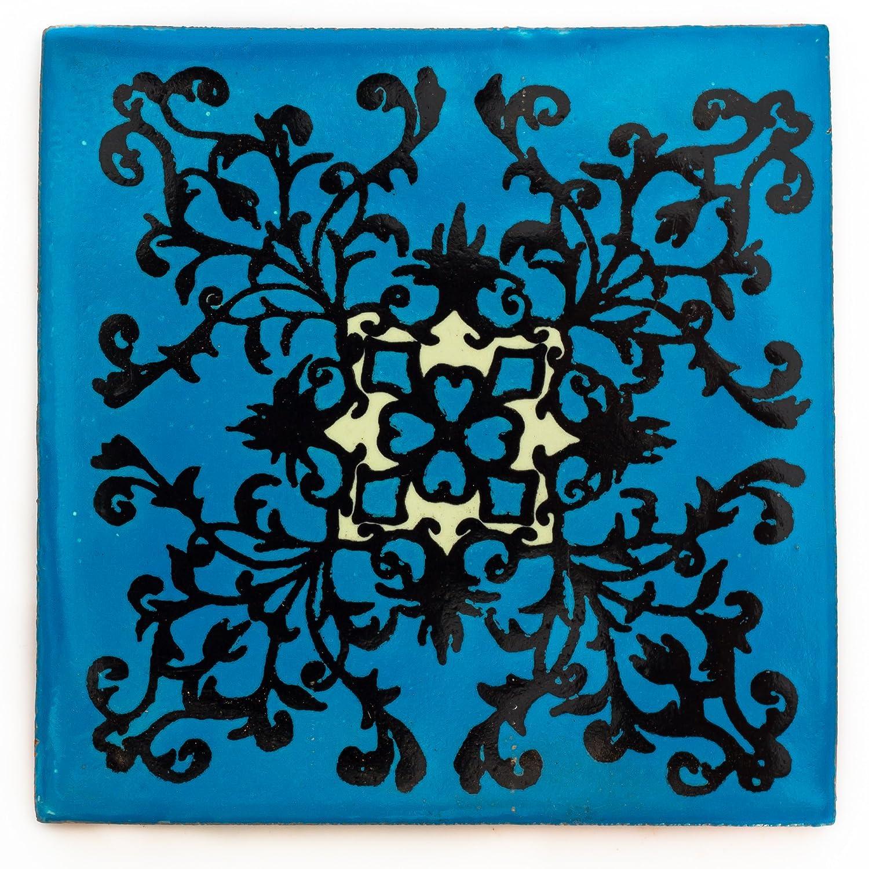 Einzelfliese Mexikanischen handgemachten Talavera 5cm Fliesen