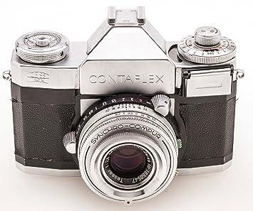 Zeiss Ikon Contaflex IV camera - Carl Tessar 1:2 8 50mm
