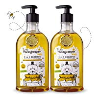 The Honeykeeper Kids Little Chamomile 3 in 1Shampoo, Body Wash and Conditioner (...