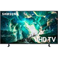 Deals on Samsung UN82RU8000FXZA 82-inch LED 4K UHD Smart Tizen TV