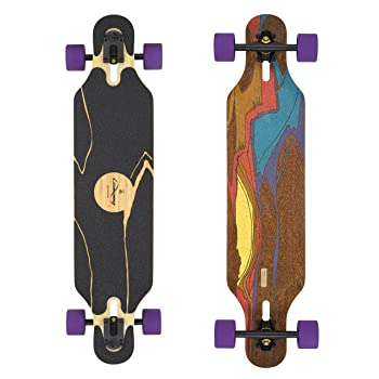 Loaded Boards Icarus Longboard