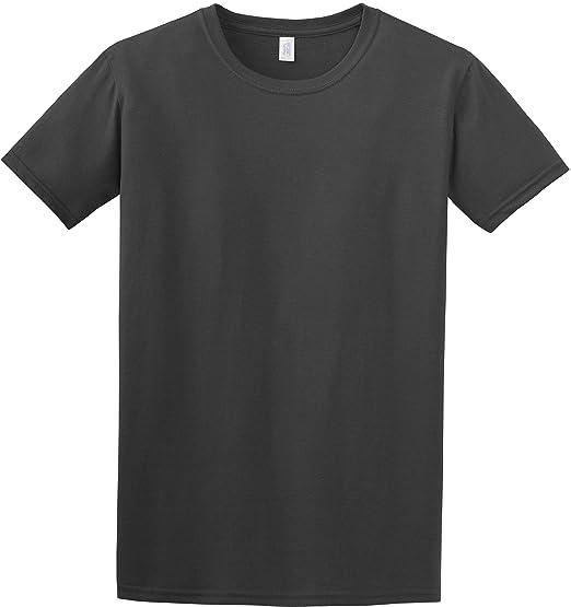 f9e5b2beb91 Amazon.com  Gildan Mens Softstyle 4.5 oz. T-Shirt(G640)  Clothing