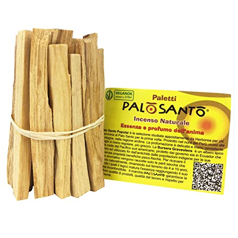 Palo Santo Incenso.Palo Santo Sticks From Peru Wild Harvested Sustainably Sourced Natural Incense Sticks For Anxiety Meditation And Protection Holy Wood Q Ty