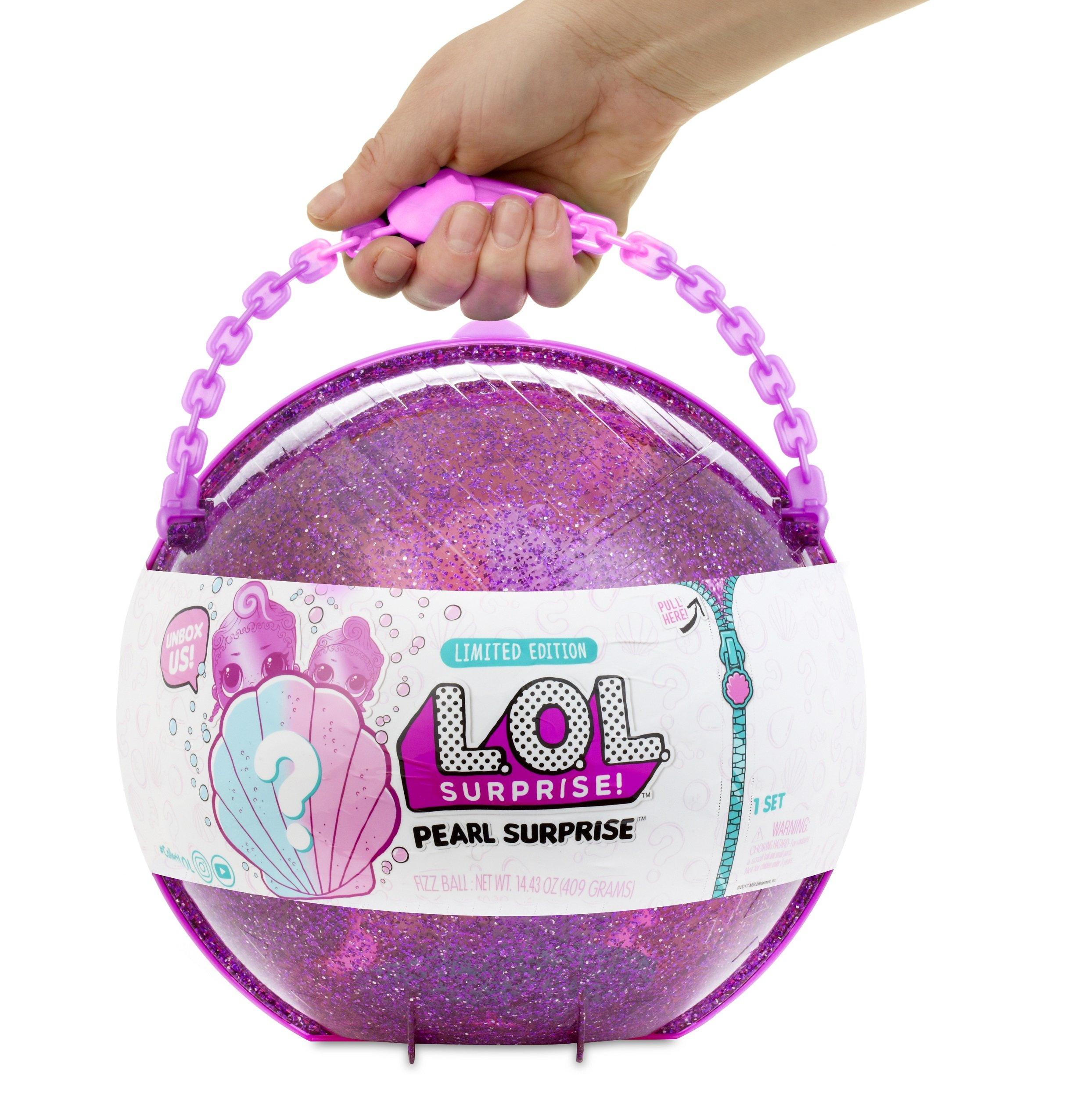 L.O.L. Surprise! Pearl Style 2 Unwrapping Toy by L.O.L. Surprise! (Image #2)