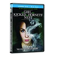 The Girl Who Kicked the Hornets' Nest [Blu-ray + DVD]