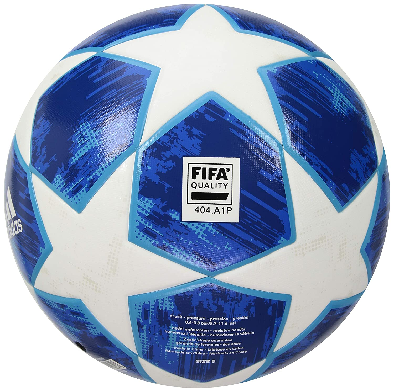 547126d5fe3 Amazon.com   adidas Top Training Soccer Ball   Sports   Outdoors