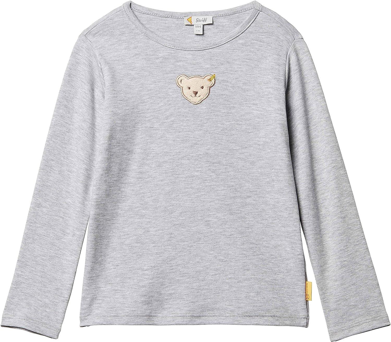 Steiff Jungen T-Shirt Langarm Langarmshirt
