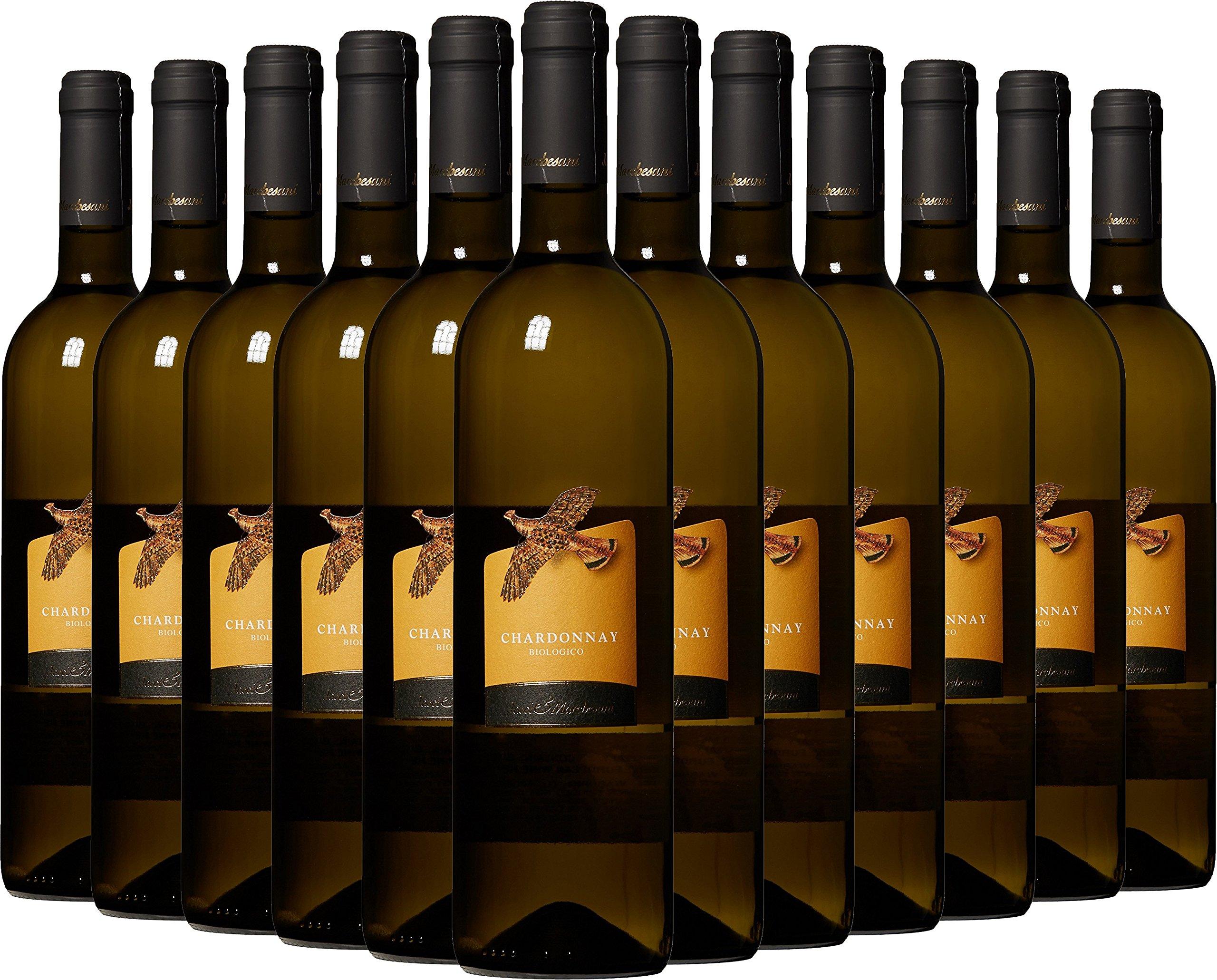 2013 Jasci & Marchesani Histonium Abruzzo Organic Chardonnay Wine Case-Pack, 12 x 750 mL