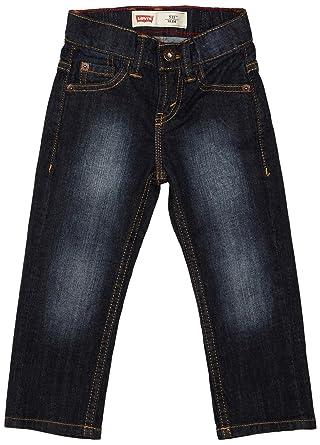 55a995daa Levi's 511 Slim and Skinny Boy's Jeans Dark Used 16 Years (N92211B ...