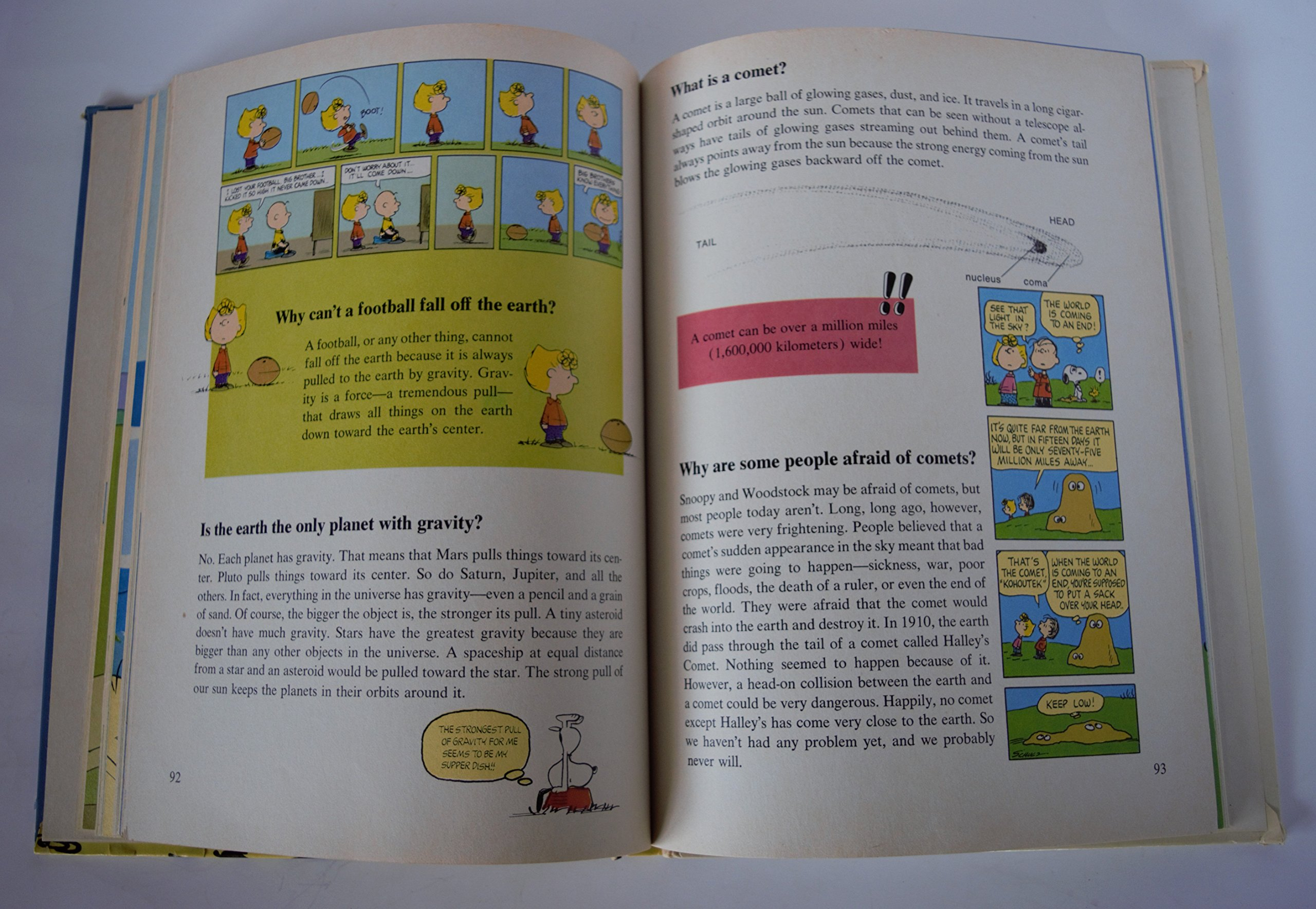 Charlie Brown's Super Book of Questions and Answers: 2nd