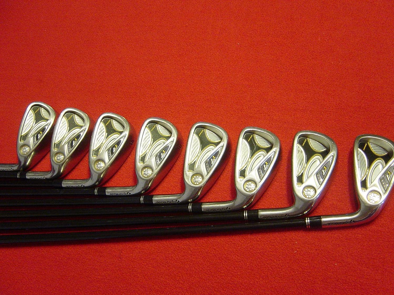 TaylorMade R7 hierros 4-PW Stiff Flex de palos de golf ...